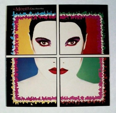 THE MOTELS       All Four One      1982 New Wave/Rock LP