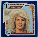 "TAMMY WYNETTE       "" Country Classics ""      1982 Country LP"