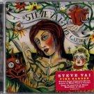 """STEVE VAI  ~   """" Fire Garden """"      Rock CD"""