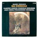 WAGNER  ~  DAS RHEINGOLD  (Highlights)     Solti / Vienna Philharmonic   LP