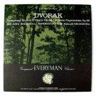 DVORAK  ~  Symphony No. 4 In G Major, Op. 88 / Scherzo Capriccioso, Op. 66    LP