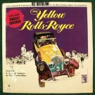 The YELLOW ROLLS-ROYCE   ~   1965 Movie Soundtrack LP     Unopened Near Mint