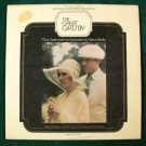 THE GREAT GATSBY  ~   1974 Original Soundtrack Recording DOUBLE LP