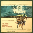 THE GREAT ESCAPE   ~   1963 Original Motion Picture Score LP