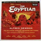 THE EGYPTIAN   ~   1954 Movie Soundtrack LP