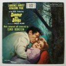 SUMMER AND SMOKE  ~   1961 Original Soundtrack LP      Laurence Harvey