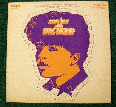 LITTLE RICHARD  ~  Every Hour With Little Richard         1970 R & B / Soul LP