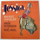 JESSICA  ~  1962 Original Motion Picture Soundtrack LP  **  Mitchell Hooks cover