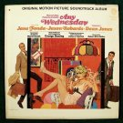 ANY WEDNESDAY   ~   1966 Original Motion Picture Soundtrack  LP