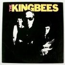 THE KINGBEES   ~  The Kingbees       1980 Rock & Roll LP      White label promo