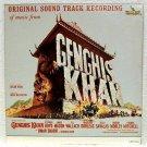 GENGHIS KHAN  ~  1965 Original Soundtrack Recording LP
