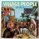 VILLAGE PEOPLE  ~  Go West       1979 Rock / Pop LP     Promo copy