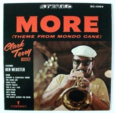 Clark Terry Sextet More Theme From Mondo Cane 1964 Jazz Lp