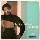 ELLA FITZGERALD SINGS THE COLE PORTER SONG BOOK    /    1956 DOUBLE Jazz LP