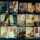 PATRICK O'BRIAN  ~  Lot of ( 20 )  Aubrey-Maturin Naval Adventure Series