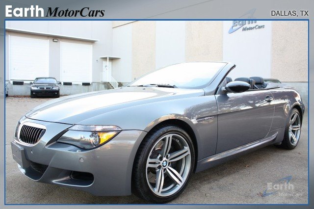 07 BMW M6 SMG Convertible