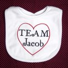 Team Jacob/Edward *Twilight* Bib