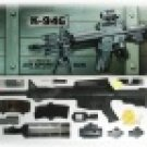 K94G Airsoft Boys (¾ size) M16 Style with accessories Electric airsoft gun