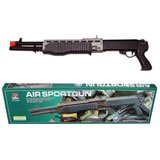 99098 Airsoft SPAS 12 Style Pump Shotgun spring powered airsoft gun