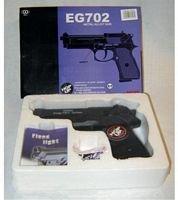 Metal M92 Spring full metal spring powered airsoft pistol gun
