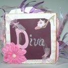 Diva Custom Scrapbook Album