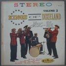 Kings Of Dixieland Volume 3 LP