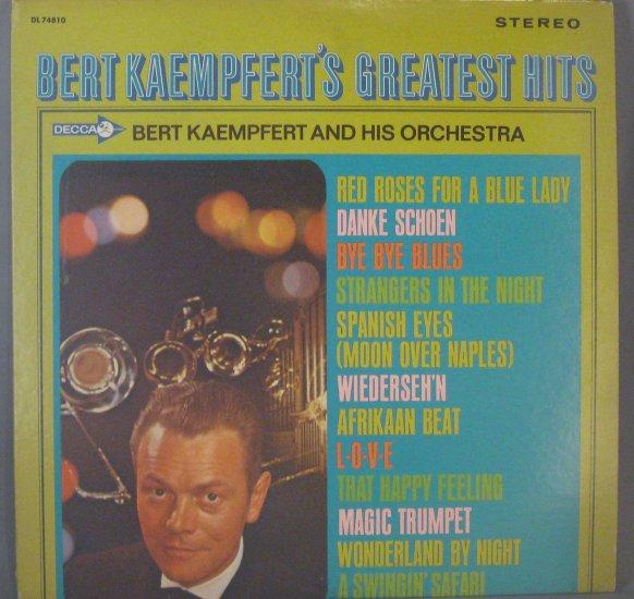 Bert Kaempfert's Greatest Hits