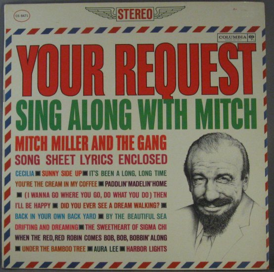 Your Request Sing Along With Mitch