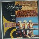 101 Strings Play The Blues - Vinyl LP