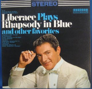 Liberace Plays Rhapsody in Blue and other favorites