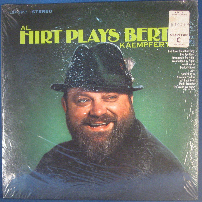 Al Hirt Plays Bert Kaempfert - Vinyl LP