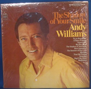 The Shadow Of  Your Smile - Andy Williams - Vinyl LP