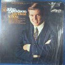 John Davidson MY BEST TO YOU - Vinyl LP