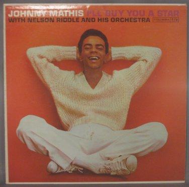 Johnny Mathis I'll Buy You A Star  (Vinyl LP)