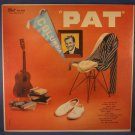 """PAT"" - Pat Boone Vinyl LP"