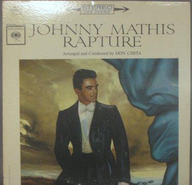 Johnny Mathis Rapture - Vinyl LP