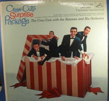 Crew-Cuts Surprise Package - Vinly LP