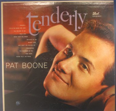 Tenderly - Pat Boone - Vinyl LP