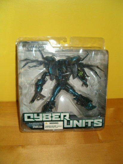 McFarlane: Spawn: Cyber Units 001 Battle Figure, MOC