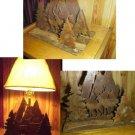 Wilderness Lamp