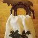 Moose Towel Ring