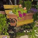 Mini Picnic Bench Planter