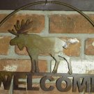 Moose Welcome Sigh