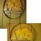 3D Moose Welcome Sign
