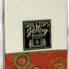 Tabletops Gallery Tablecloth Rio Rectangular Southwestern Country Geometric New