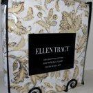 Ellen Tracy Queen Sheet Set Paisley 100% Egyptian Cotton 330 TC 4 Piece New