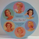 Heathcote & Ivory Luxury Guest Soaps Who's That Girl! 1950's Beauties Set 6 New
