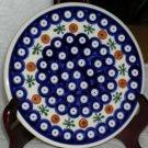 Boleslawiec Polish Pottery Trivet Mosquito Sushi Tray Serve Stoneware Poland New