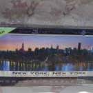 NEW SEALED 750+ PIECES NEW YORK GLOW IN THE DARK PANORAMIC PUZZLE