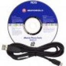 Motorola Cell Phone Software and USB Data Cable (OEM)